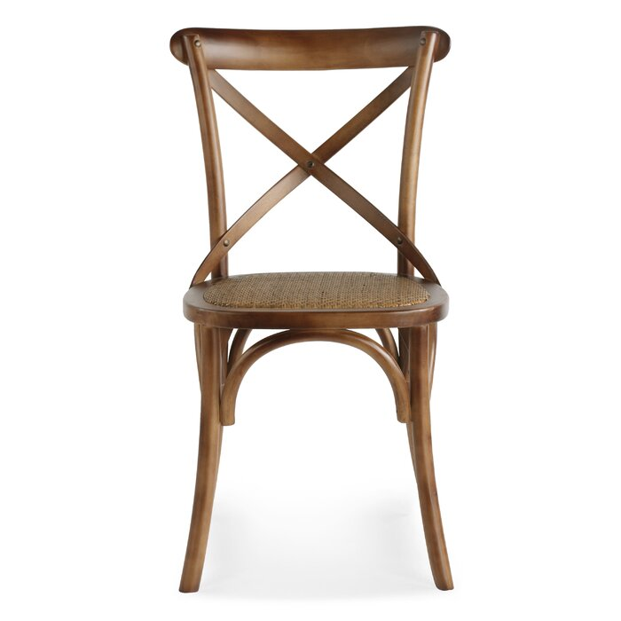 Doncaster Crossback Solid Wood Dining Chair #6195