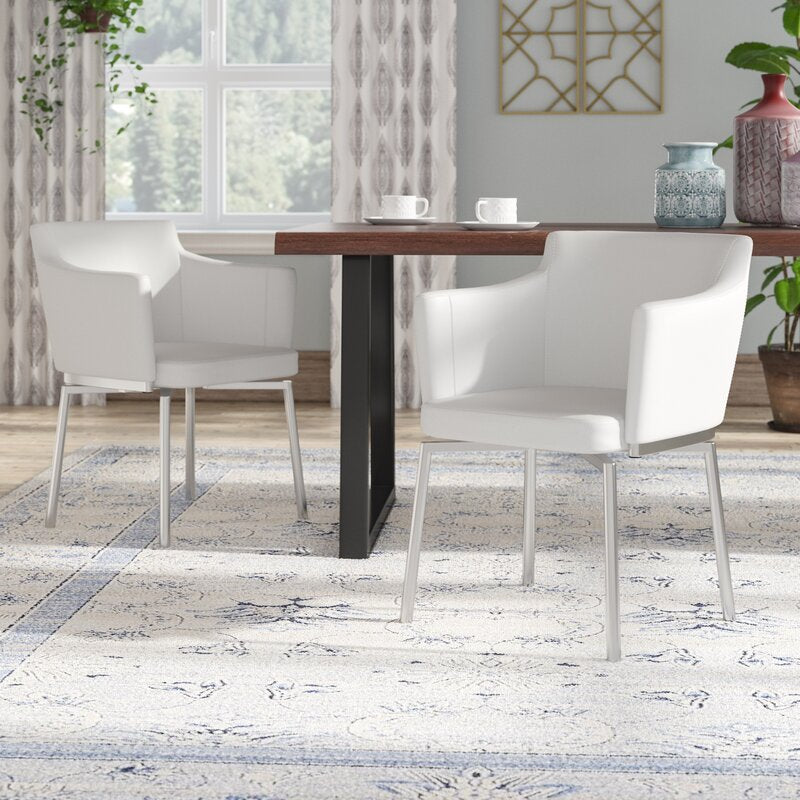 Dusty Upholstered Dining Chair (Set of 2) EB3173
