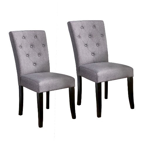 Set of 2 Nyomi Dining Chair - Christopher Knight Home-ELG1762