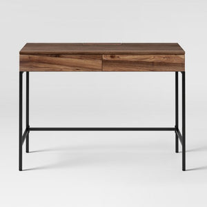 Loring Wood Writing Desk with Drawers - Project 62™ EB2727