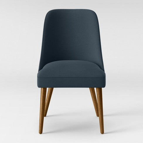 Geller Dining Chair  (blue) #5159