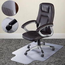 Load image into Gallery viewer, Hard Floor Straight Edge Chair Mat #6258