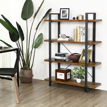 Load image into Gallery viewer, Hattaway Etagere Bookcase  #5415