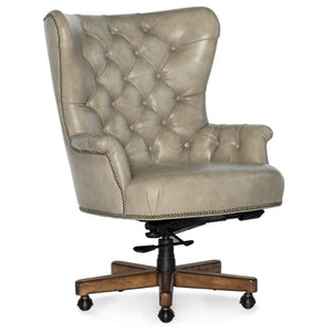 Issey Ergonomic Genuine Leather Executive Chair  #5349