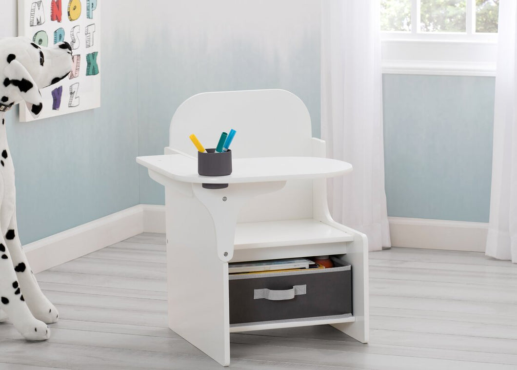Kids Desk with Cup Holder  #5343