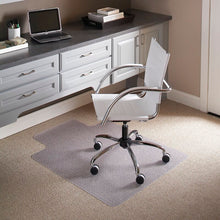 Load image into Gallery viewer, Low Pile Carpet Straight Edge Chair Mat  #5507