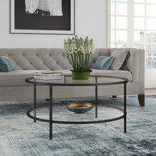 Load image into Gallery viewer, Magdalen Coffee Table with Storage #6174