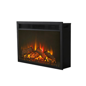 "COMPARABLE 26"" Electric Fireplace Insert     #ta5339"