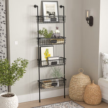 Load image into Gallery viewer, Oronoco Wall Organizer with Wall Baskets  #5109