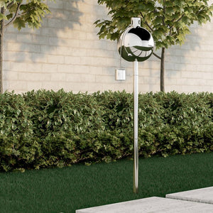 Outdoor Garden Torch (silver)   #5033