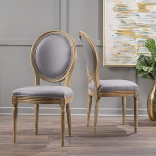 Set of 2 Phinnaeus Dining Chair - Gray   #5175