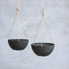 Load image into Gallery viewer, Pollyanna Self-Watering Resin Hanging Planter Set of 2 #3000