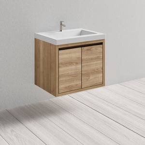 "Rachal 24.50"" Single Bathroom Vanity"