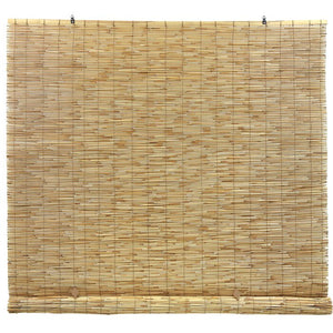 Reed Cord Free Semi-Sheer Roll-Up Shade  #5186