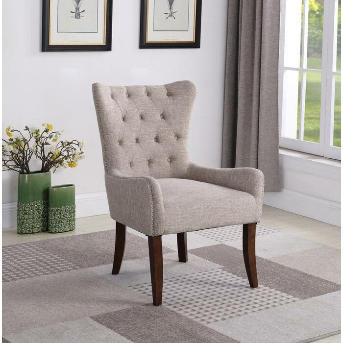 Remi Armchair Taupe #6120