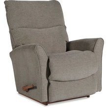 Load image into Gallery viewer, Grey Rowan Manual Rocker Recliner