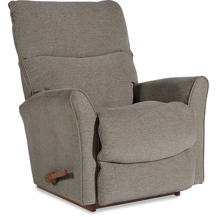 Grey Rowan Manual Rocker Recliner