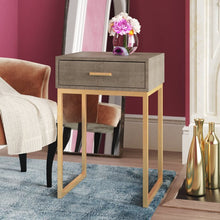 Load image into Gallery viewer, Roxanna End Table #6117