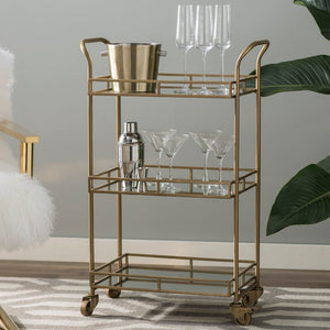 Shauna Bar Cart 2316