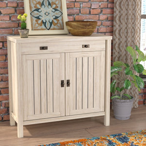 Chalked Chestnut Shelby 2 Doors Accent Cabinet 3224