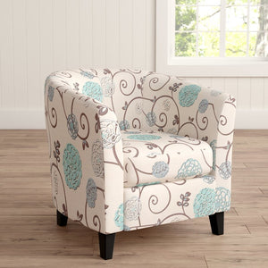 "Sophia 20"" Barrel Chair 3225"