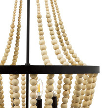 Load image into Gallery viewer, Wolford 4 - Light Unique / Statement Empire Chandelier  #5306