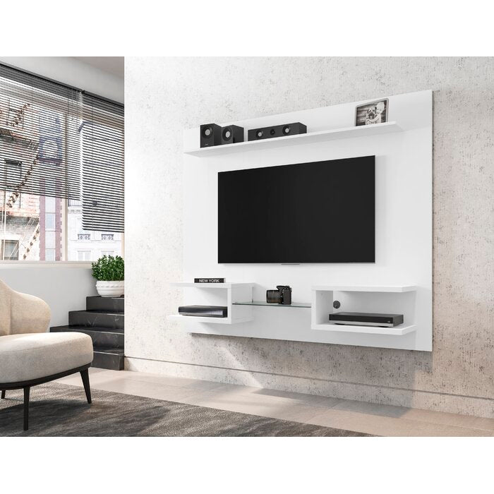 Torgerson Floating Entertainment Center for TVs up to 50