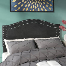 Load image into Gallery viewer, Tricia Upholstered Panel Headboard  #5430
