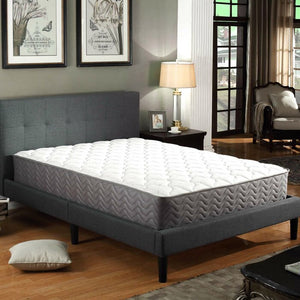 "TWIN Two-Sided 12"" Innerspring Mattress  #4063"