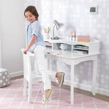 KidKraft Kids Avalon Desk with Hutch and Chair 3027