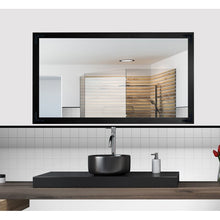 Load image into Gallery viewer, Dumais Satin Modern & Contemporary Bathroom/Vanity Mirror  EB2908