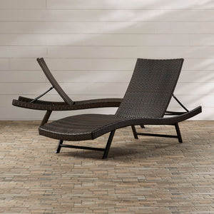 Varley Reclining Chaise Lounge (Set of 2) 2315