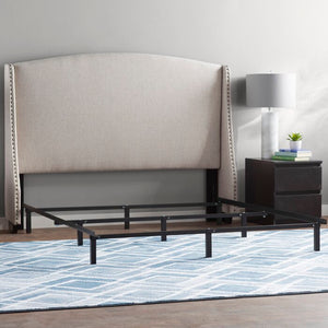 Wayfair Queen Basics Metal Bed Frame #4036