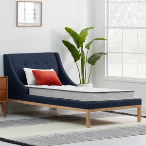 "TWIN Sleep 6"" Firm Innerspring Mattress  #4194"