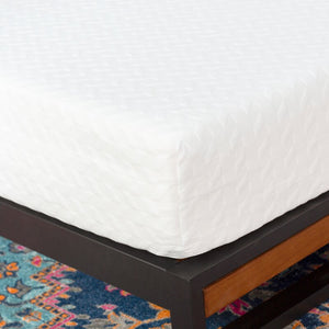 "TWIN Wayfair Sleep 8"" Medium Gel Memory Foam Mattress #4502"
