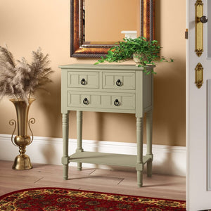 "Wedgewood 23.6"" Console Table #6208"