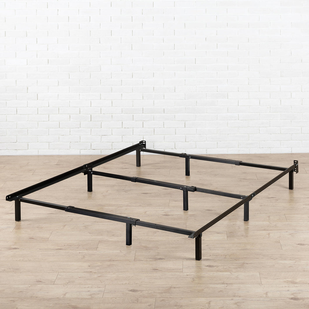 Steel Adjustable steel Compack Bed Frame  #5518
