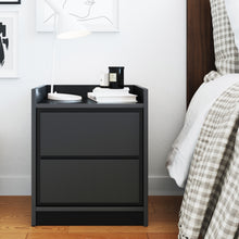 Load image into Gallery viewer, Premier Aragona Mid-Century Modern Low Profile Nightstand ELG2058