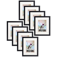 Load image into Gallery viewer, Jules Wall Mounting, Table Top Display Picture Frame (Set of 8) #6112