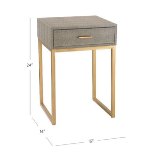 Roxanna End Table #6117