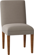 Load image into Gallery viewer, Kensington Upholstered Dining Chair  (angela pewter) #5122