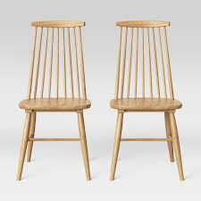 (Set of 2)  Harwich High Back Windsor Dining Chair   #5529