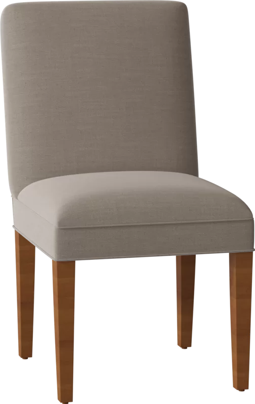 Kensington Upholstered Dining Chair  (angela pewter) #5122