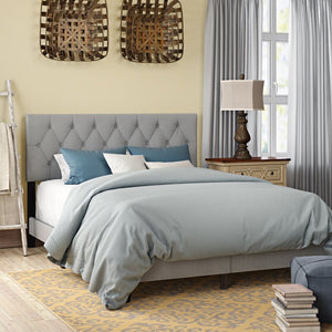 Drusilla Upholstered Standard Bed  #1072