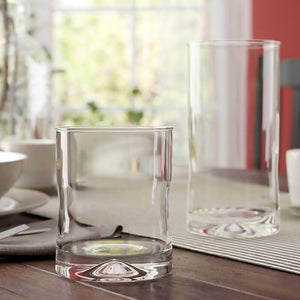 Impressions 16 Piece Assorted Glassware Set #829