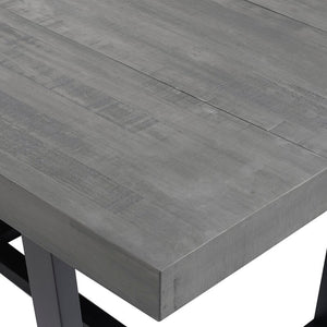 Marine Solid Wood Dining Table #605