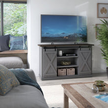 "Load image into Gallery viewer, Lorraine TV Stand for TVs up to 60"" #595"