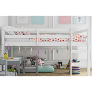 Schlemmer Twin Loft Bed #865