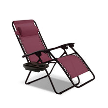 Load image into Gallery viewer, (Set of 2) Arcade Reclining/Folding Zero Gravity Chair #1011