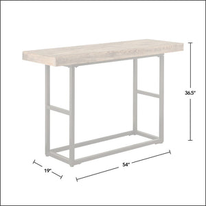"Othello 53"" Console Table #655"